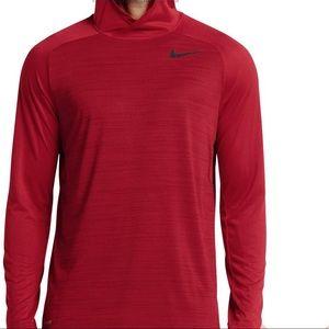 Nike Mens Dri-FIT Touch University Red/Black